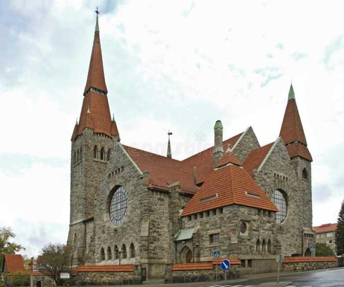 Tampere Katedrali