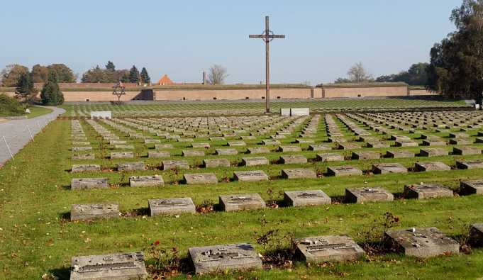 Terezín Memorial(Anıtı)