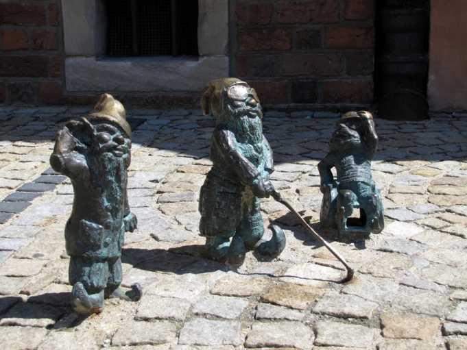 Wroclaw's Dwarfs(Wrocław'ın Cüceleri)