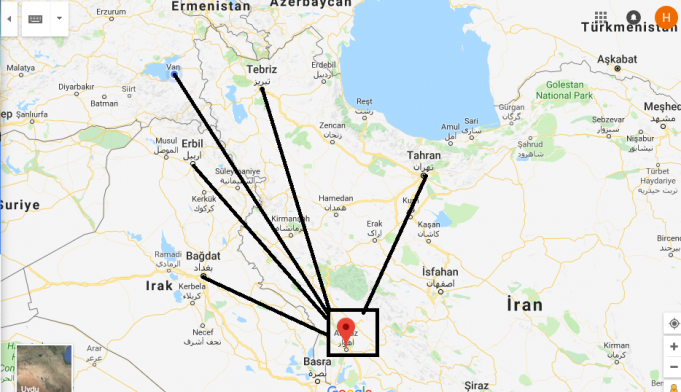 Ahvaz Nerede, Hangi Ülkede?