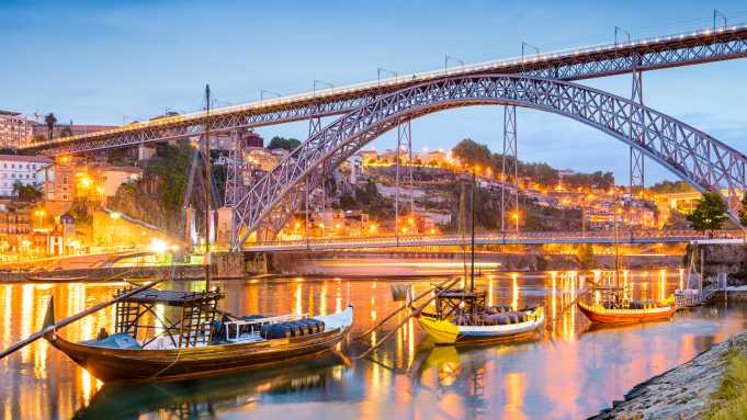 Ponte Dom Luis I (I. Dom Luis Köprüsü)