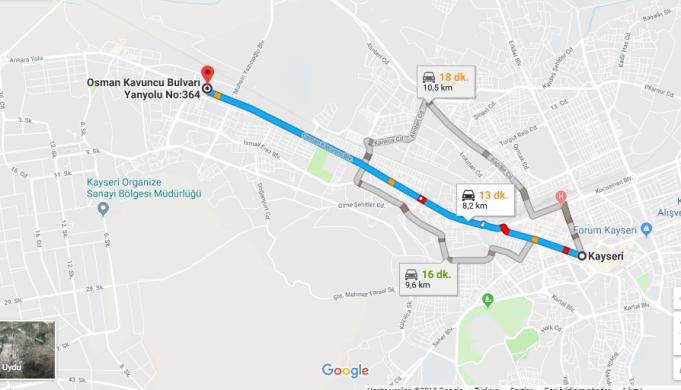 Meysu Avm /Outlet Nerede, Nasıl Gidilir?