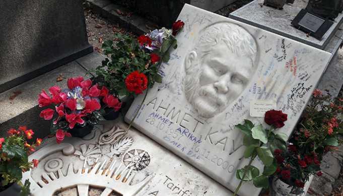Ahmet Kaya Mezarı
