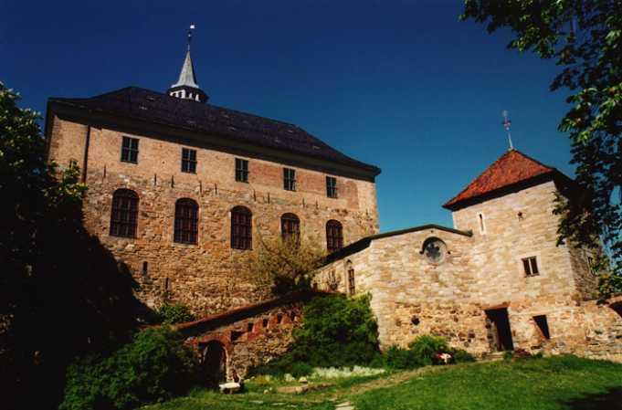 Akershus Şatosu ve Kalesi
