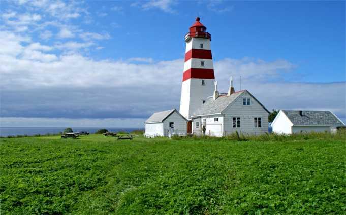 Alnes Deniz Feneri(Alnes Lighthouse)