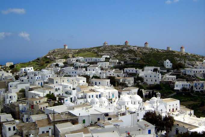 Amorgos Adası