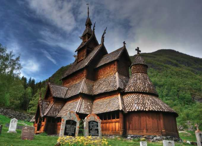 Borgund Stave Kilisesi Nerede, Nasıl Gidilir?