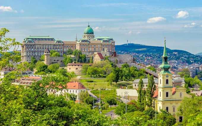 Buda Kalesi - Kraliyet Sarayı