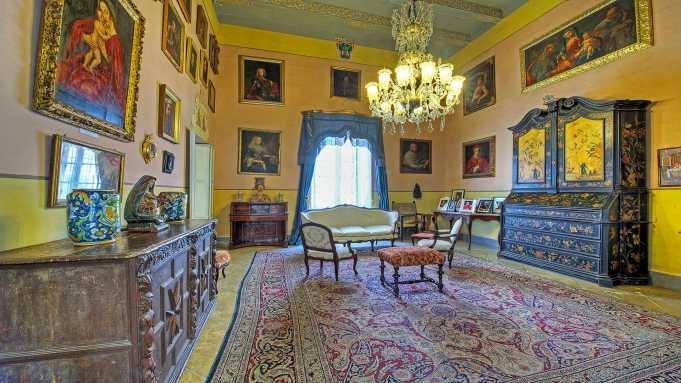 Casa Rocca Piccola Evi(Sarayı)
