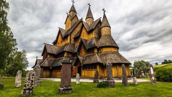 Heddal Stave Kilisesi
