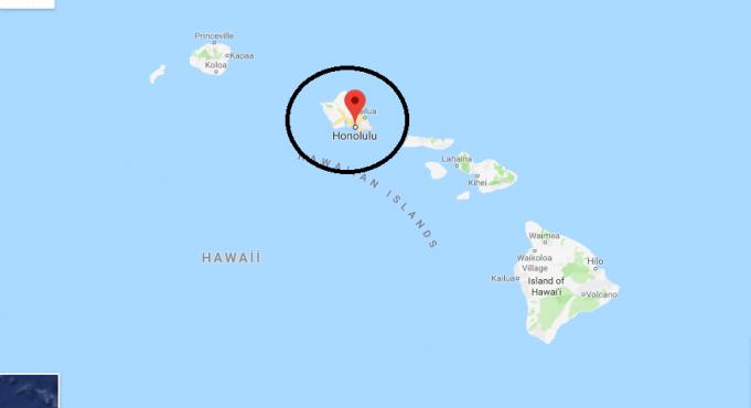 Honolulu Nerede, Hangi Ülkede?