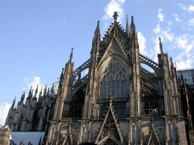 Köln Katedrali (Kölner Dom)