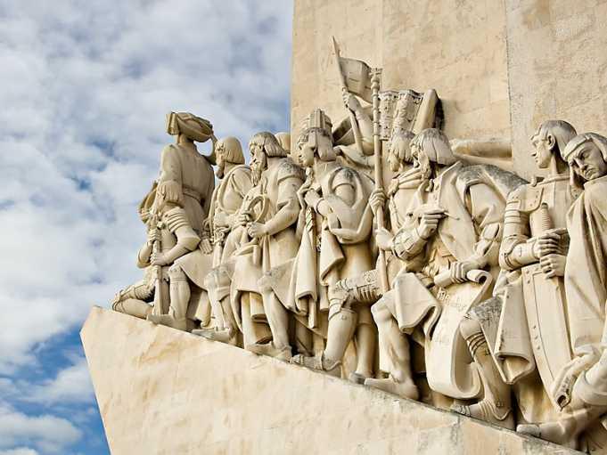 Keşifler Anıtı(Padro dos descobrimentos)