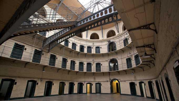 Kilmainham Gaol(Hapishanesi)
