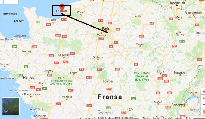 Le Havre Nerede, Hangi Ülkede?