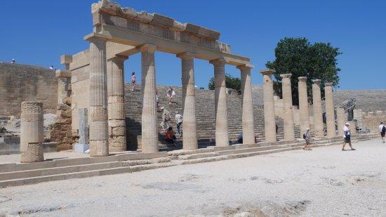 Lindos Akropolisi
