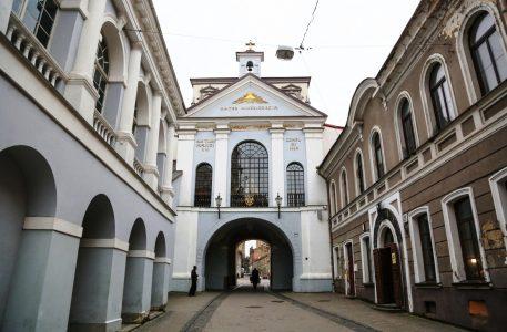 Litvanya Şafak Kapısı