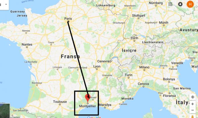 Montpellier Nerede, Hangi Ülkede?