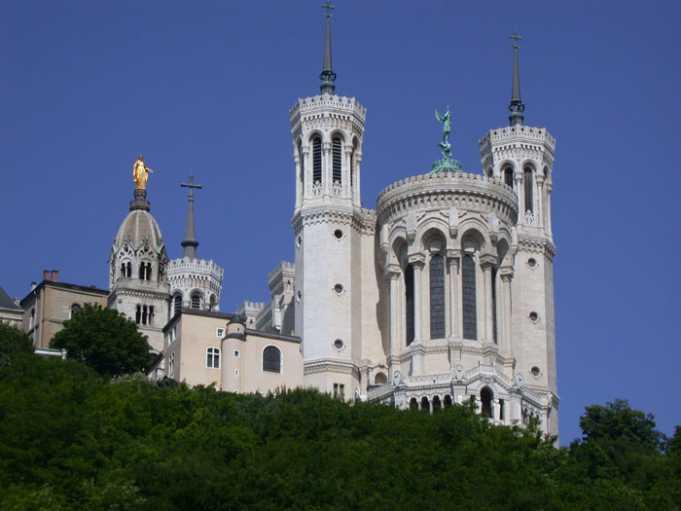Notre-Dame de Fourvière Bazilikası