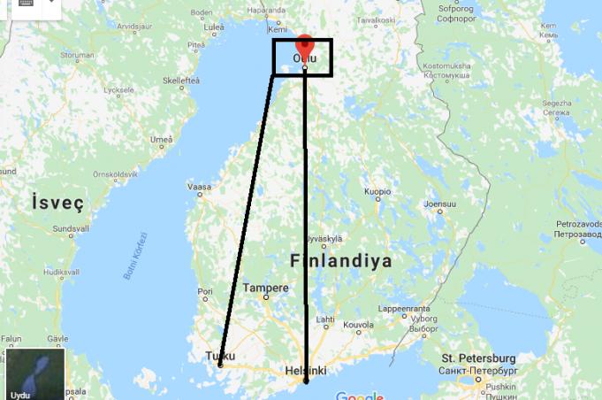 Oulu Nerede, Hangi Ülkede?