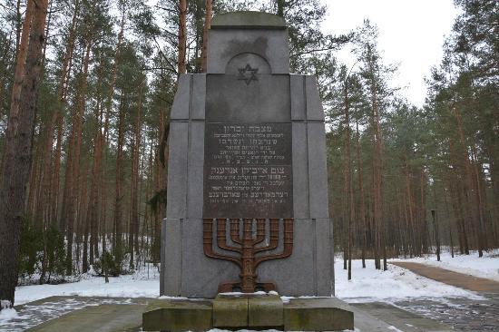 Paneriai Anıtı