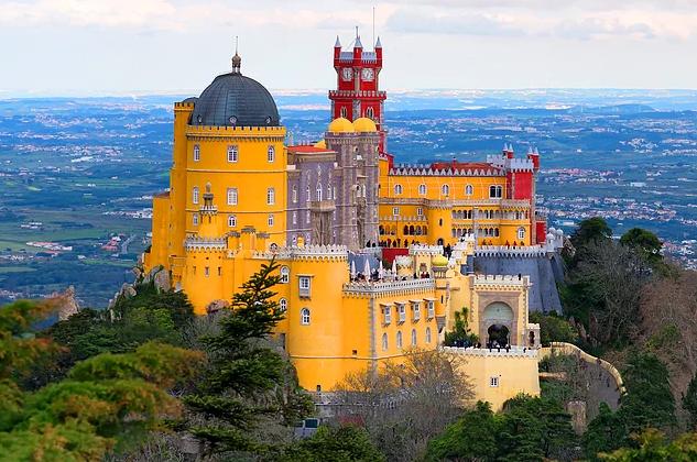 Pena Sarayı( Palace de Pena)