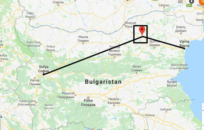 Razgrad Nerede, Hangi Ülkede?