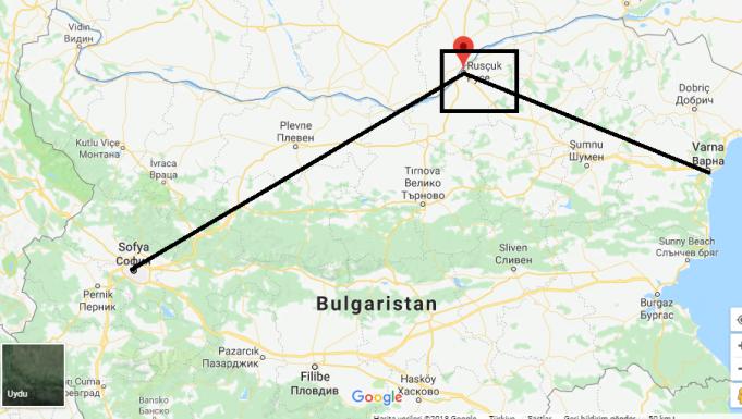 Rusçuk Nerede, Hangi Ülkede?