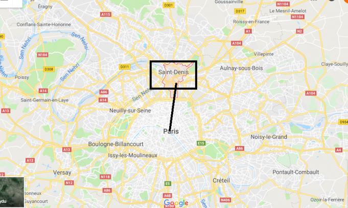 Saint-Denis Nerede, Hangi Ülkede?