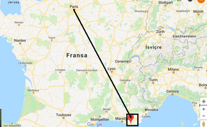 Toulon Nerede, Hangi Ülkede?