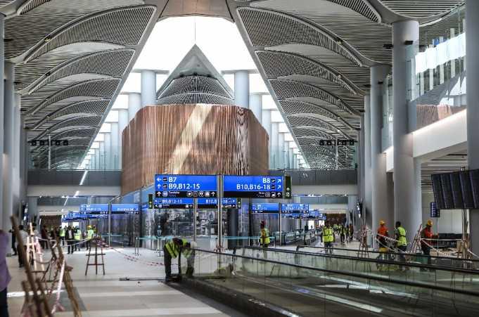 İstanbul Havalimanı Nasıl Gidilir, Ulaşım Seçenekleri