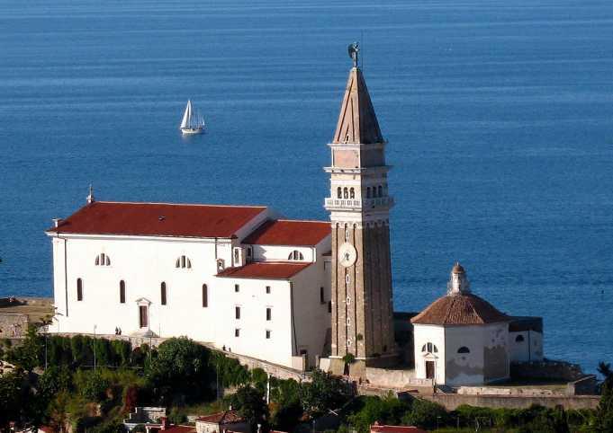 Aziz George'un Parish Kilisesi(Piran)