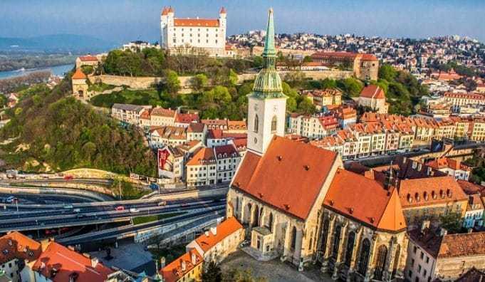 Bratislava'da Gezilecek 10 Yer