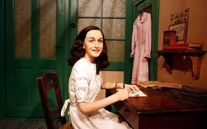 Anne Frank'ın Evi (Anne Frank Müzesi)