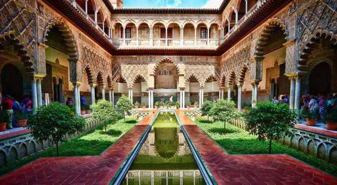 Alcazar Sarayı