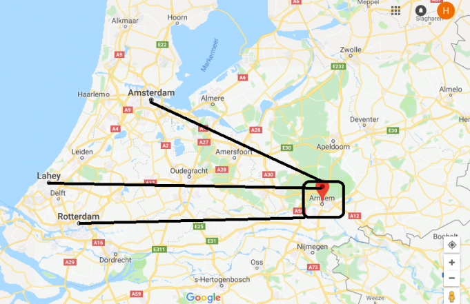 Arnhem Nerede, Hangi Ülkede?