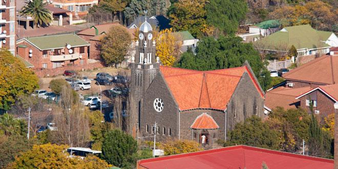 Bloemfontein gezilecek yerler