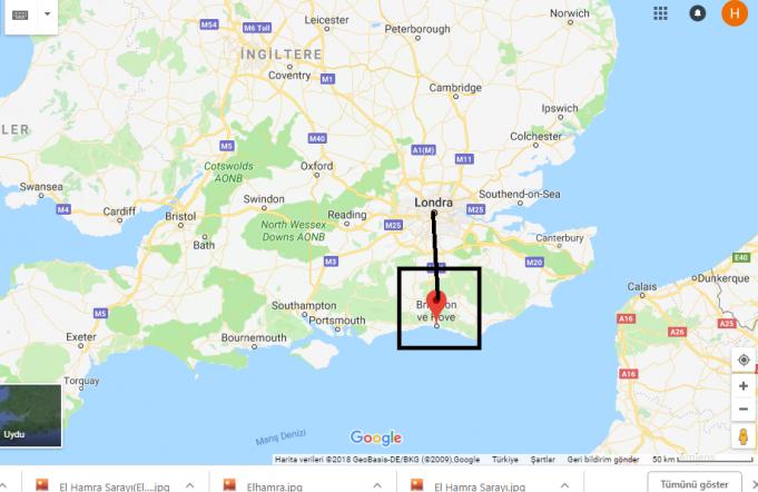 Brighton Nerede, Hangi Ülkede?