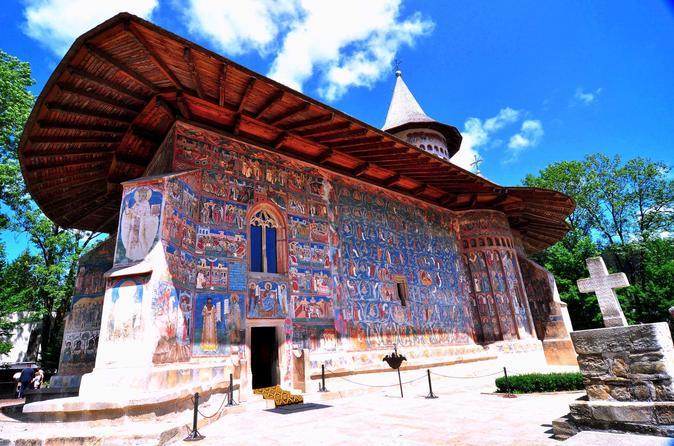 Bucovina'nın Boyalı Kiliseleri