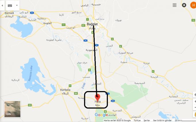 El-Hille Nerede, Hangi Ülkede?