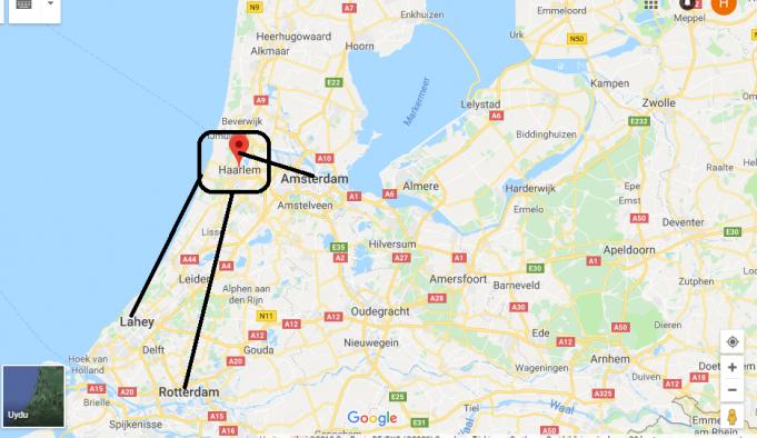 Haarlem Nerede, Hangi Ülkede?