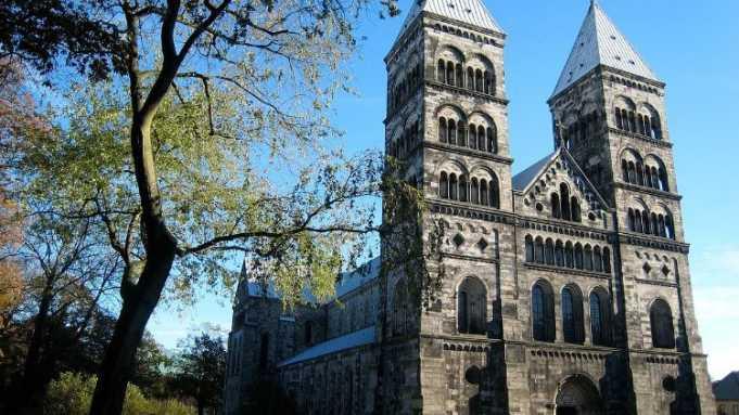 Lund Katedrali