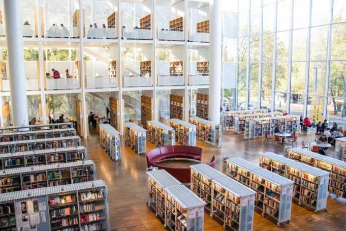Malmö Şehir Kütüphanesi, İsveç