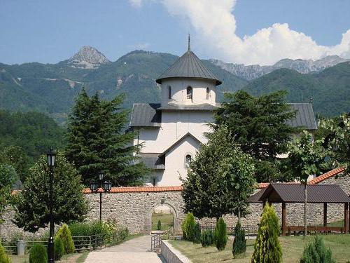 Moraca Manastırı