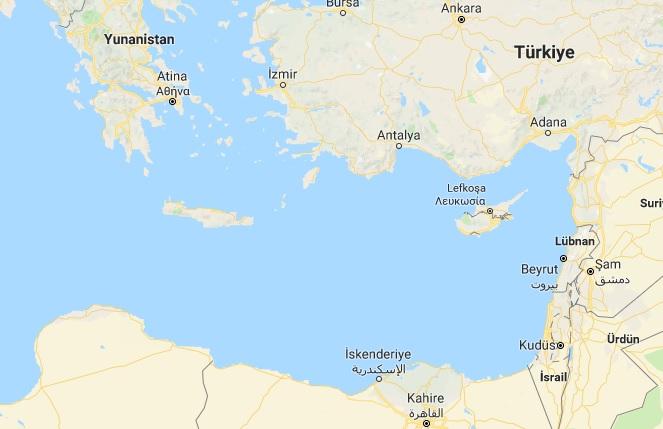 Orta Akdeniz Neresi Oluyor, Nerede ve Ülkeleri
