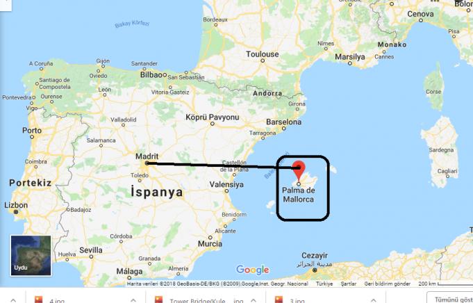 Palma de Mallorca Nerede, Hangi Ülkede?