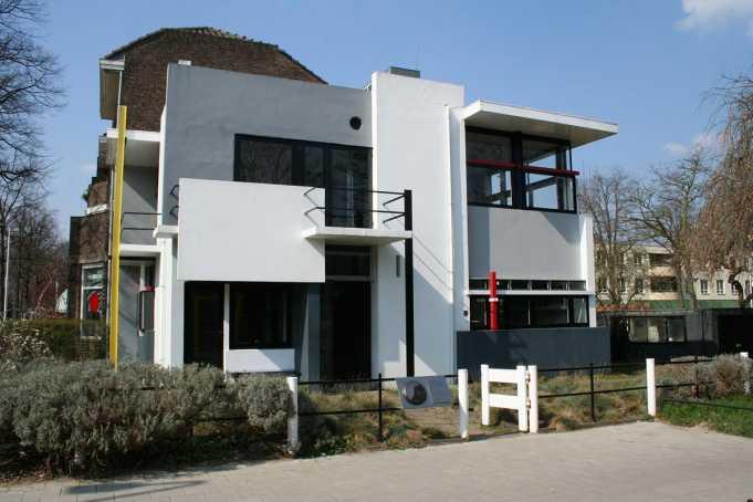 Rietveld-Schröder Evi