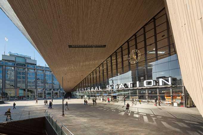 Rotterdam Centraal İstasyonu