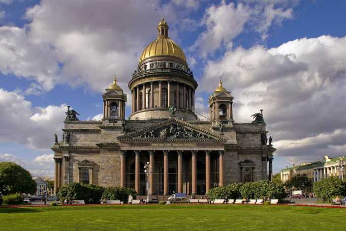 Saint Isaac Katedrali