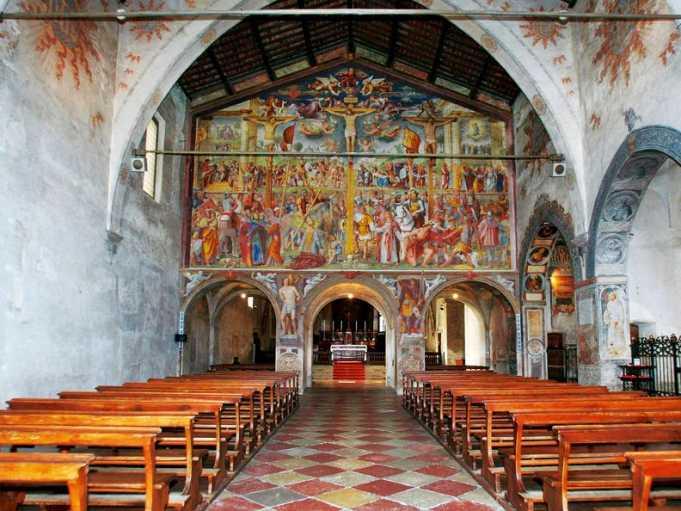 Santa Maria Degli Angioli Kilisesi